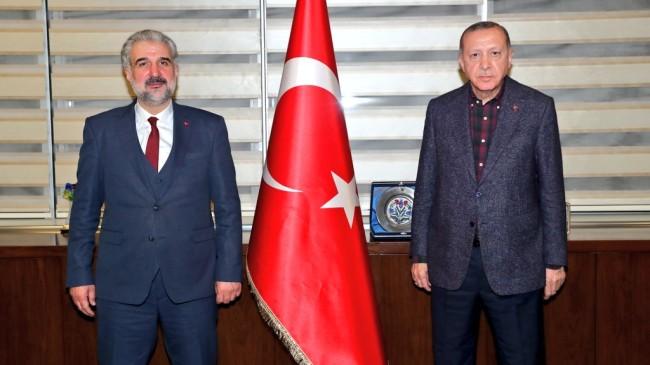 Erkan Kandemir, AK Parti'nin İstanbul İl Başkan Adayını açıkladı