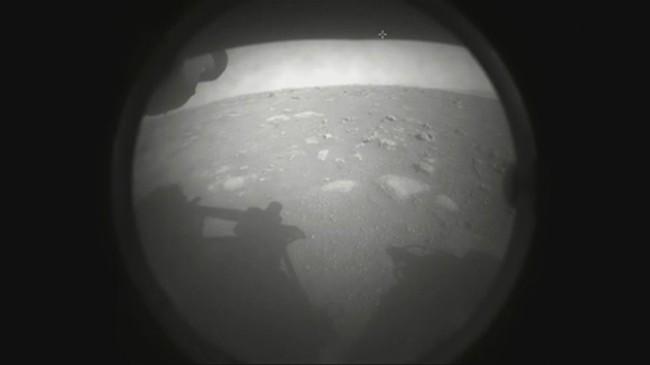 Azim, Mars yüzeyine başarıyla indi