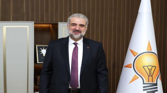 """Başkan Kabaktepe, """"Bu ülkede terörden, darbeden, kaos ve kargaşadan medet umanların değil, milletin dediği olacaktır"""""""