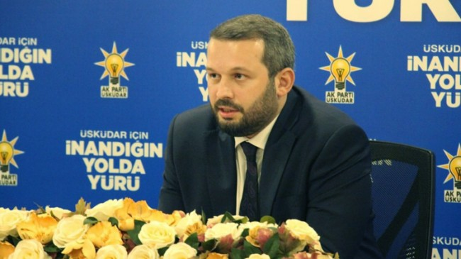 AK Parti Üsküdar İlçe Başkanı Erdem Demir, Yürütme Kurulunu açıkladı