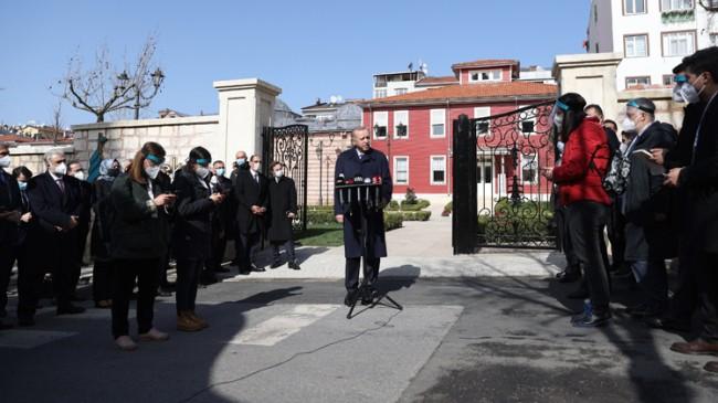 Gazetecilerden Erdoğan'a sürpriz