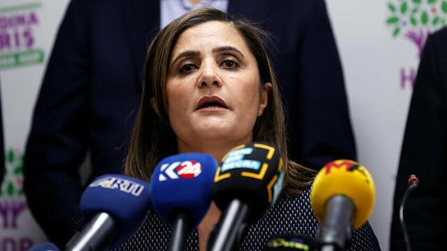 HDPKK Milletvekili Dirayet Dilan Taşdemir'in Gara'ya gittiği tescillendi