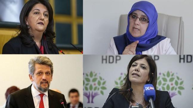 HDP'li 9 vekilin hapis vakti geldi
