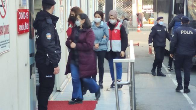 Kadıköy eylemcilerinden 4'ü tutuklandı