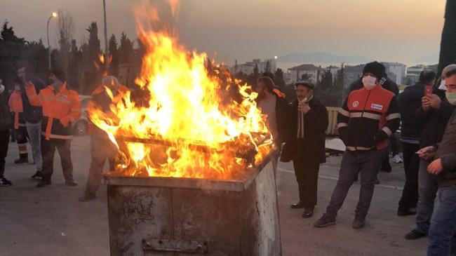 Maltepe Belediyesi'nde grev var!