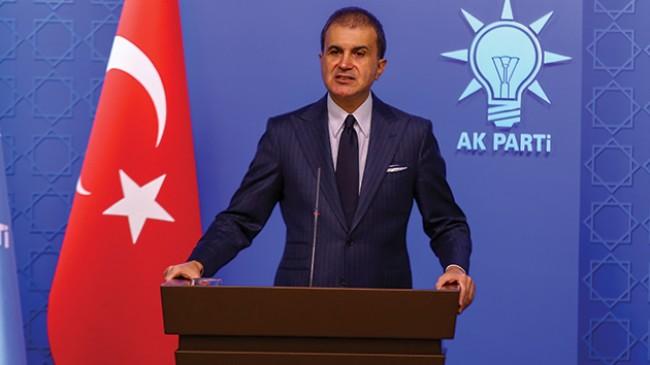 """Ömer Çelik, """"Kemal Kılıçdaroğlu provokasyoncudur"""""""