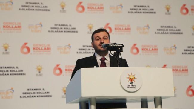 Osman Tomakin, kongrede kadrosunu güçlendirerek yoluna devam ediyor