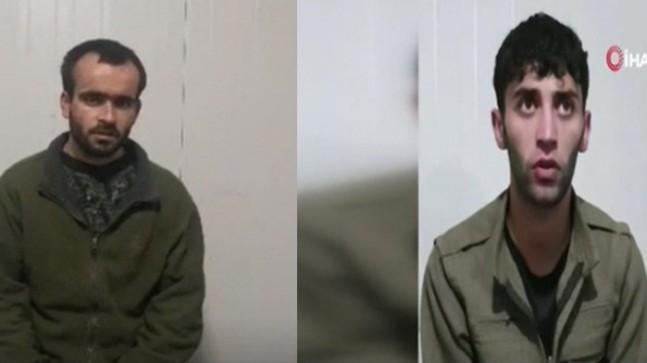 """PKK'lı teröristler, """"Gara'da rehineleri infaz edin emri alındığını itiraf ettiler"""""""