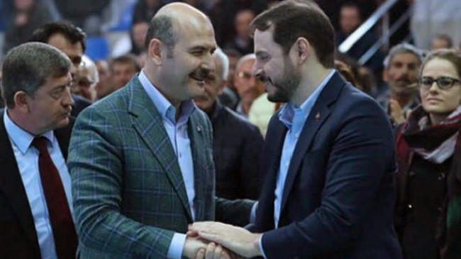 Süleyman Soylu, 'Berat Albayrak'la aranız nasıl?' sorusuna ilginç cevap verdi!