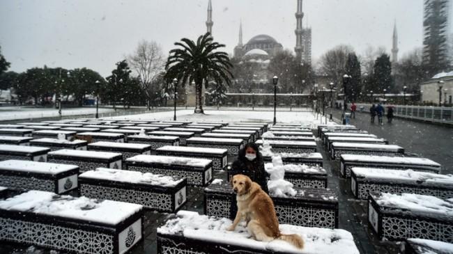 Sultanahmet Meydanı onlara kaldı