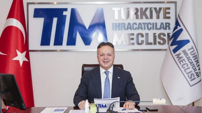TİM Başkanı İsmail Gülle'den Birleşik Krallık'a ihracat açıklaması