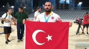 Ufuk Yılmaz Dünya Şampiyonu oldu
