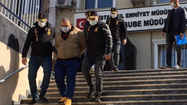 Ataşehir'de başlayan hırsızlık, Sarıyer'de son buldu