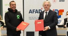 AFAD ile Ahbap arasında önemli buluşma