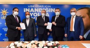 AK Parti Üsküdar'dan transfer hamlesi
