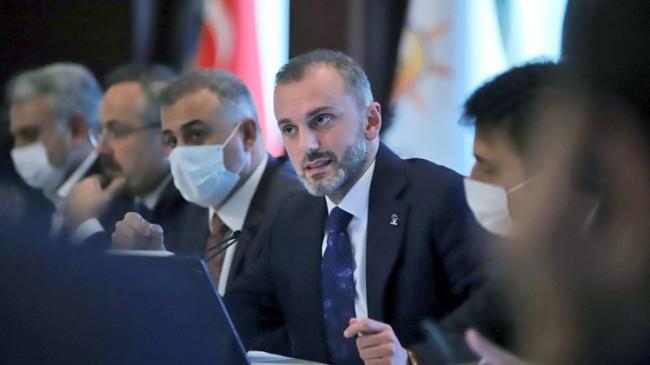 """Erkan Kandemir, """"Kongrelerde 715 ilçe, 52 il değişti"""""""