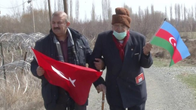 Azeri kardeşlerini satan CHP'nin Boraltan ayıbı Karabağ'da temizlendi