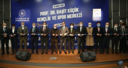 Bakan Kasapoğlu, Üsküdar'da 2 önemli projenin açılışını gerçekleştirdi