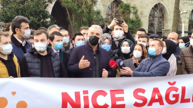 """Başkan Kabaktepe, """"AK Parti Gençliği her türlü bağımlılığın karşısında olacak"""""""