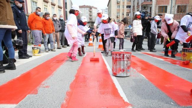 Bayrampaşa'da kırmızı çizgiler çekildi
