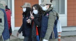 Boğaziçi eylemlerindeki gösterici, terör operasyonunda gözaltına alındı