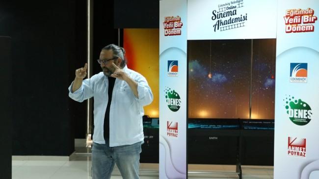 Çekmeköy Belediyesi Sinema Akademisi, online olarak kapılarını açtı