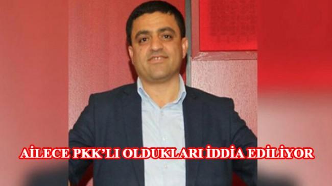 CHP'li Kurum'un yanı sıra eşi de terör örgütü PKK üyesi çıktı