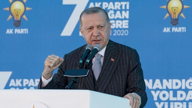 Cumhurbaşkanı Recep Tayyip Erdoğan, kongrede manifesto yayınlayacak