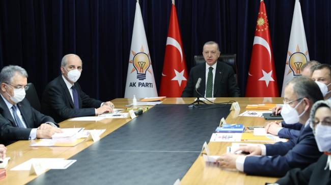 """Cumhurbaşkanı Erdoğan, """"Türkiye'nin geleceğinde CHP yok!"""""""
