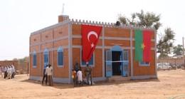 İDDEF'ten Burkina Faso'da su kuyusu, külliye, mescit ve medreseler