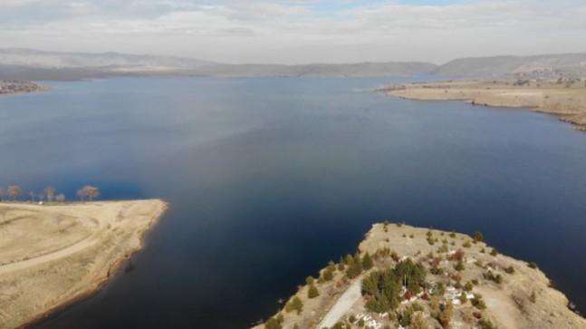 İstanbul barajlarının doluluk oranı yüzde 60'ı geçti