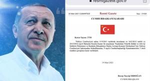 İstanbul Sözleşmesi zulmü sona erdi!