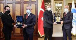 İstanbul teşkilatlarının ağabeyi Mustafa Ataş'tan belediye ve ilçe ziyaretleri