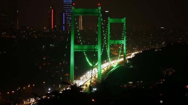 Köprüler, Yeşilay Haftası'na destek verdi