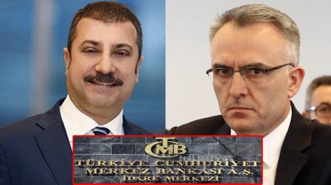 Merkez Bankası'na Şahap Kavcıoğlu atandı