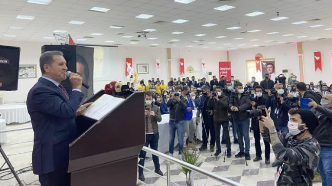 """Mustafa Sarıgül, iktidara geldiğinde """"Trakya'yı Balkanların Dubai'si yapacak!"""