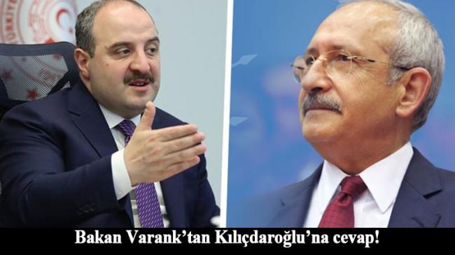 """Mustafa Varank, Kemal Kılıçdaroğlu'na """"pabucumun hesap uzmanı"""" dedi!"""
