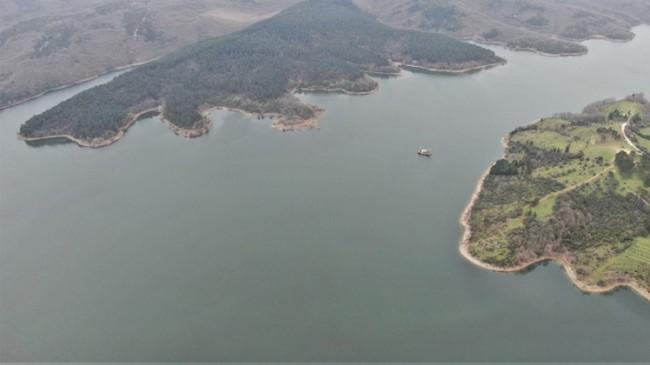 Ömer Barajı'nda doluluk rekoru