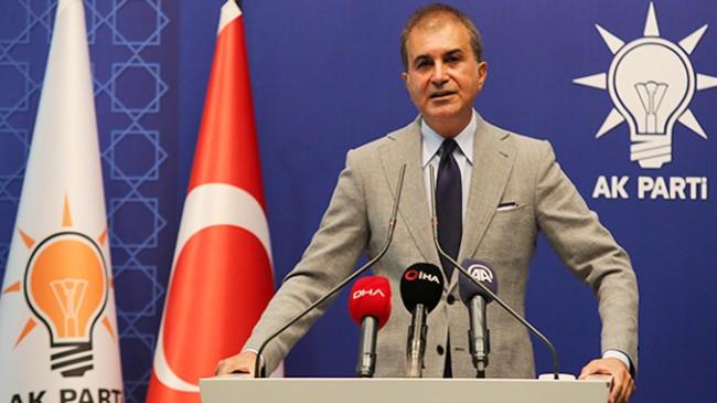 """Ömer Çelik, """"'Erdoğan benden korkuyor' diyen Kılıçdaroğlu'na cevap verdi"""