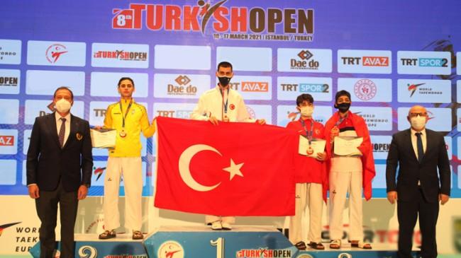 Türkiye, günü 1'er altın, gümüş ve bronz madalya ile tamamladı