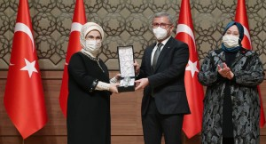 Üsküdar Belediyesi 'Engelsiz Yaşam Merkezi'ne Türkiye Erişilebilirlik Ödülü