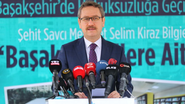 """Yasin Kartoğlu, """"Mehmet Selim Kiraz'ın ismi mi İBB'yi rahatsız ediyor!"""""""
