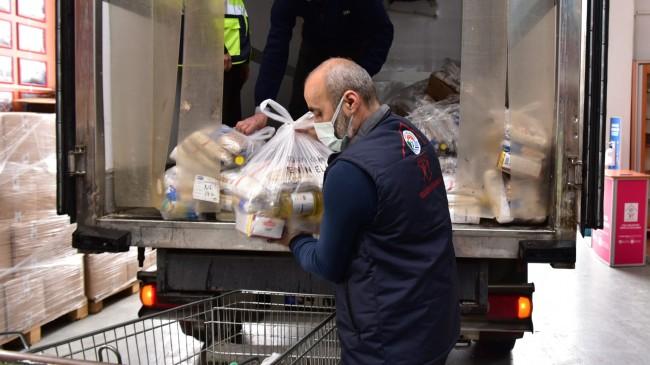 Tuzla Belediyesi bayat ekmekleri değerlendiriyor