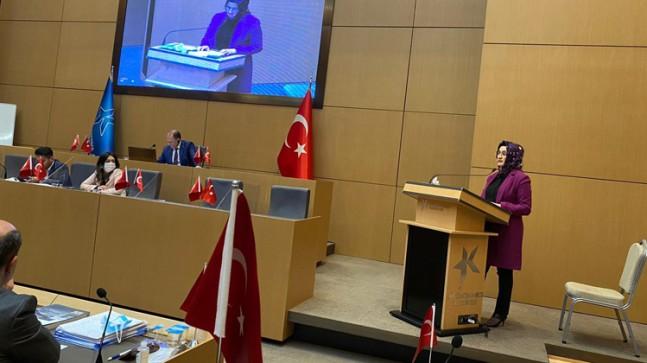 AK Parti Grubu, Küçükçekmece Belediyesi'nin faaliyet raporunu eleştirdi