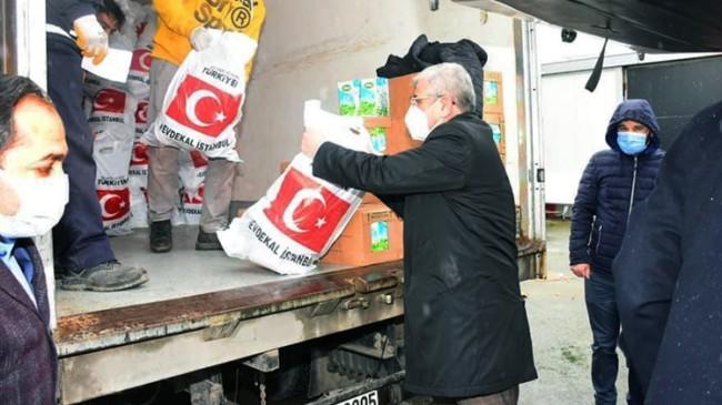 AK Parti Sancaktepe, gönüllere dokunmaya devam ediyor