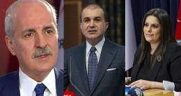 AK Parti'li MYK Üyelerinden Anadolu Ajansına kuruluş yıldönümü kutlaması