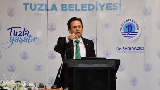 """Başkan Şadi Yazıcı, """"Bize ihtiyaç duyan tüm vatandaşlarımızın yanında olduk ve olmaya devam edeceğiz"""""""