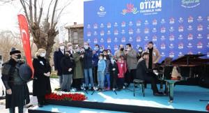 Beykoz Belediyesi'nden otizm hassasiyeti