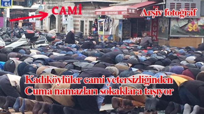 CHP'li Kadıköy Belediyesi, ilçeye 32 yılda bir tane ne cami ne de okul yaptırmadı!