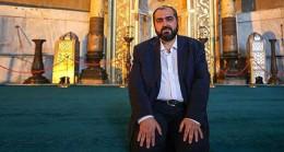 Mehmet Boynukalın hoca Ayasofya Camii'nden ayrıldı, şimdi rahat edin (!)